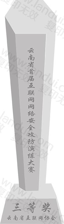 第一届广东省互联网攻防大赛三等奖